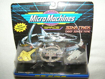 Star Trek Micro Machines Deep Space 9 Collection #5 MOSC