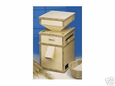 "Grain mill, flour mill, HAWOS "" Billy 100 "", New !!!"