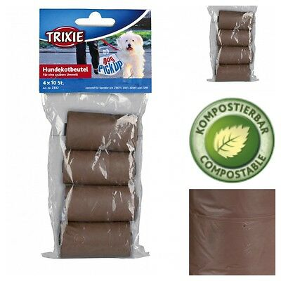 Biodegradable Dog Poo Bags On A Roll | Dog Waste Bags Choice Of Quantity