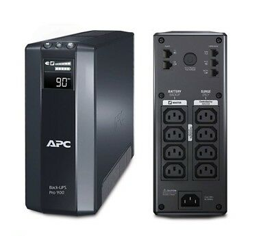 APC BR900GI Power-Saving Back-UPS PRO 900VA 540W UPS TOWER 2 YRS