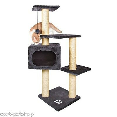 Cat Tree Scratch Post Palamos 109 cm For Cats & Kittens