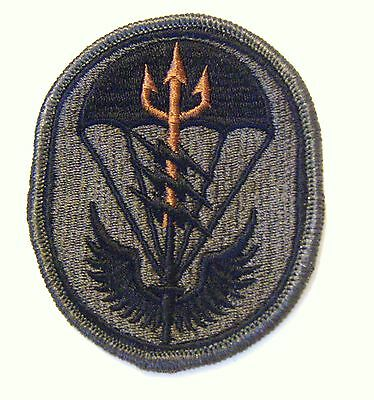 SPECIAL OPERATIONS COMMMAND SOUTH PATCH - SUBDUED:FA12-1