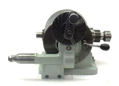 L & W Dividing Head - 90 Degrees