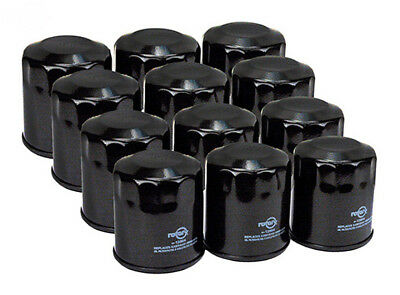 Oil Filter 12 Pack Replaces GENERAC 70185, 070185B, 070185D and 70185