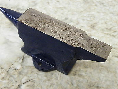 Mini Anvil ideal for Jewelery and small metal work in hobbies model making   542
