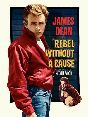 """rebel Without A Cause"" (1955) James Dean Movie Script Screenplay Reprint"