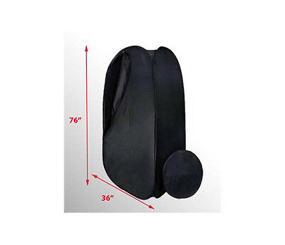 Xl Portable Pop Up Outdoor Privacy Changing Fitting Dress Room & Camping Mat