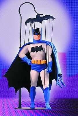 Batman Marionette Puppet By Dc Direct Gallery Comics Brand New