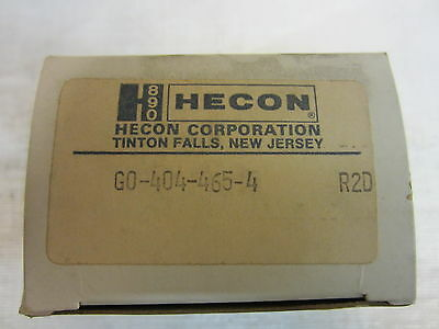 Hecon Counter G0404465 4 R2D
