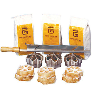 French Waffle Mix #8011 for Batter Gold Medal Products 1 CS