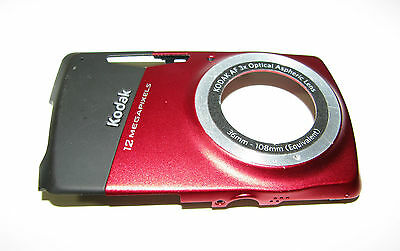 Front Body Cover for Kodak EasyShare M530 - Red