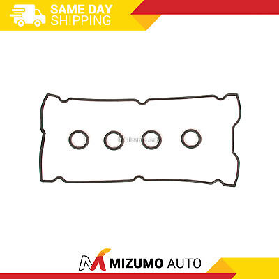 95-99 Dodge Chrysler Eagle Mitsubishi 2.0L 420A DOHC Valve Cover Gasket Set