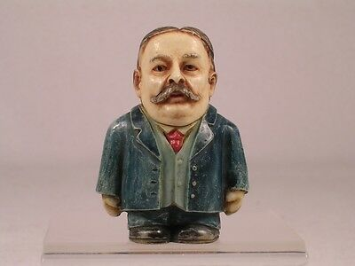 Harmony Kingdom Ball Pot Bellys/Belly 'William Howard Taft' #PBHWT Retired NIB