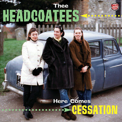 Thee Headcoatees - Here Comes Cessation vinyl LP NEW *HOLLY GOLIGHTLY*