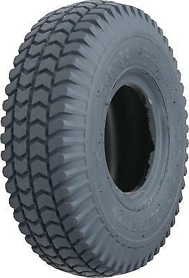 VAT EXEMPT  -  Blocked Tyre 260x85 - 3.00-4 - 300x4 For Mobility Scooter
