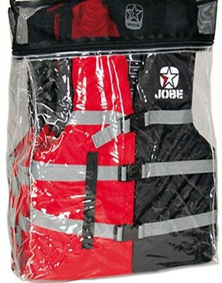Pack Of 4 Jobe Universal Buoyancy Vest Aid Water Sport Sking Boat