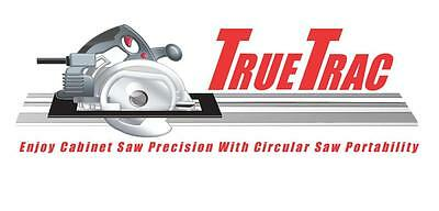 True Trac 8' Combo Kit  circular saw straight edge cutting guide