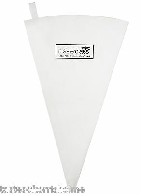 Masterclass 50cm Catering Professional Lined 100% Cotton Icing / Food Piping Bag