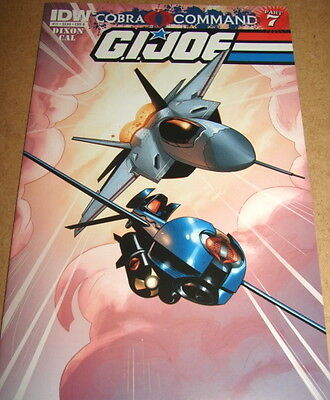 Gi Joe:vol 2 Ongoing # 11 - Cover B - Idw Comics