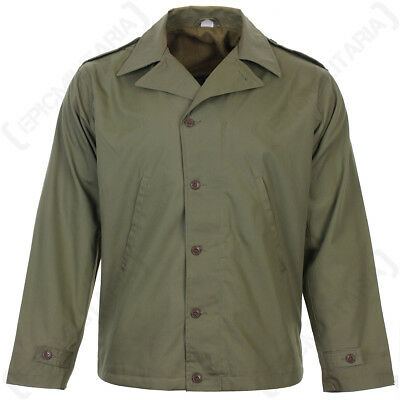 US Army Olive Drab M1941 JACKET - WW2 Repro All Sizes American WWII M41 Coat