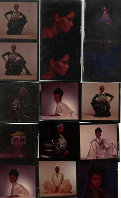 Vintage MELBA MOORE Album Production Photo Negatives Fans MUST L@@K