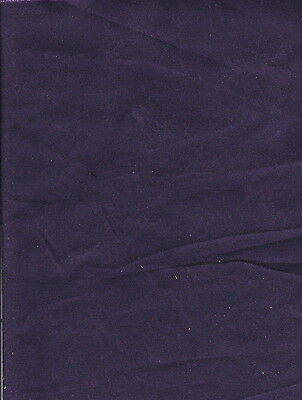 Oilcloth fabric - Purple color - historical reenactors  GREAT DEAL - 5 yards