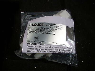 Flojet Inline Water Pressure Regulator 01750322C New