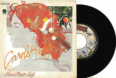 "CAROLE KING - Hard Rock Cafe, SG 7"" SPAIN 1977"