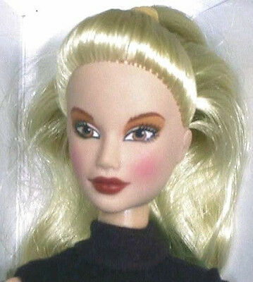 "Doll Head Hispanic BLONDE fits Candi Barbie Integrity, 11.5 - 12"" Fashion Dolls"