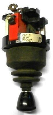 Euchner Joystick, Kbt13, 029577, 250V, 10A, L5, Made In Germany