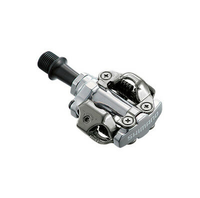 Shimano PD M540 SPD Clipless MTB Pedals & Cleats Silver