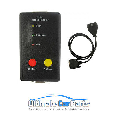 Vauxhall  AIRBAG LIGHT System Reset Tool And Crash Data Erase Tool For The MOT