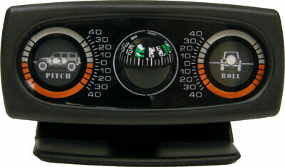 1987-2018 Jeep Wrangler Suzuki FJ40 4x4 Smittybilt Inclinometer II with Compass