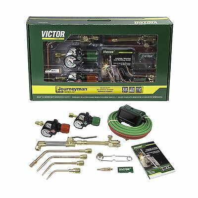 Victor Journeyman Welding & Cutting Outfit (0384-2100)