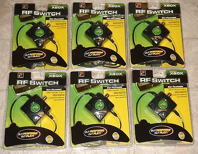 6 Xbox RF Adapters Wholesale Lot All Brand New!