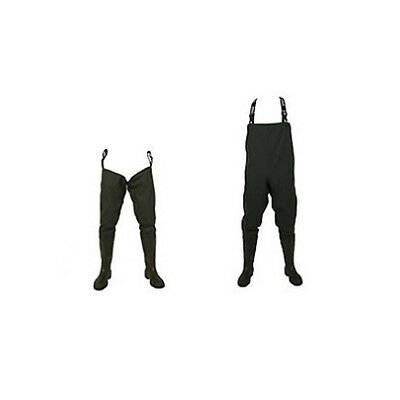 VASS 600 Series Chest Waders Size 11 Non Studded