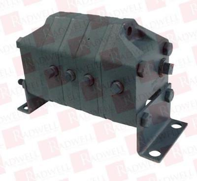 Delta Power Hydraulic Gear Flow Divider Proportionator PM6 9gpm 2000psi 50/50