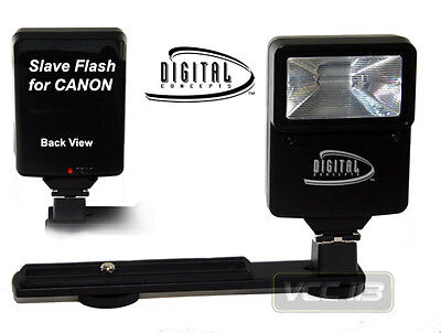 Slave Flash for CANON PowerShot SX260 SX150 SX110 SX130 IS SX230 HS SX210 IS