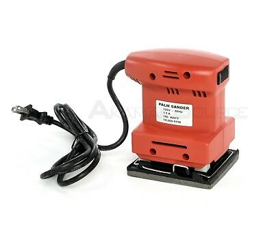 """4-1/2"""" Electric Palm Square Sander Wholesale Power Tool Wood Sanding Tools Hobby"""