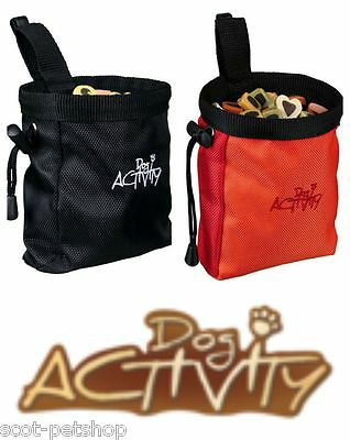 NEW Dog Training & Agility Baggy Snack Dog Treat Bag 3227