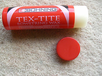 Archery String Wax. Ideal To Add Life To Strings, Fix Bradheads On.