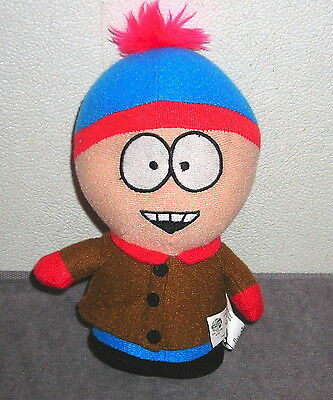 "South Park Stan 8"" Plush Toy 2008"