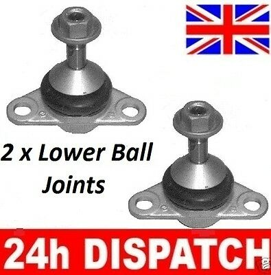 2 x LOWER BALL JOINTS VOLVO V70 S80 S60 XC70 (274548)