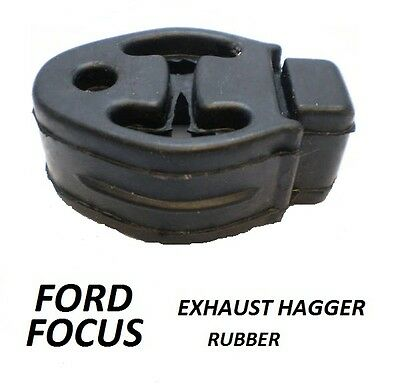 Exhaust Mount Hanger Rubber Ford Focus Mk1 98-04 Heavy Duty Mounting