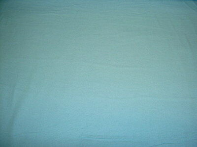 """Blue Baby Boy Blue FLANNEL fabric This is very nice but hard to photo!!! 46"""" END"""