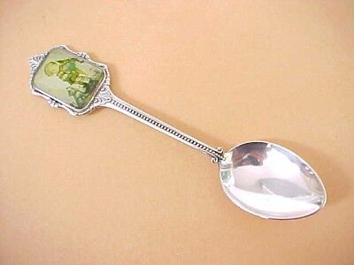 ARS 1980 1st Edition Silver Plated HUMMEL Collectable Souvenir Spoon