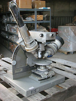 Used Gaertner Scientific Ellipsometer L116-C