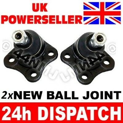 VW BEETLE GOLF MK4 AUDI A3 SEAT LEON FRONT LEFT & Right lower Ball Joint