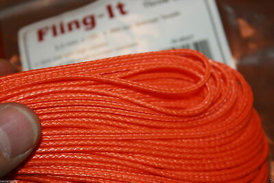 Arborist Weaver Throw Line Bull's Eye Polyethylene Dyneema 2.5mm X 150 feet