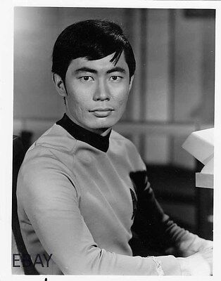 George Takei Star Trek VINTAGE Photo